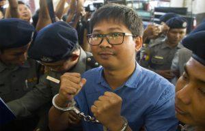 Myanmar confirma la condena a los periodistas de Reuters