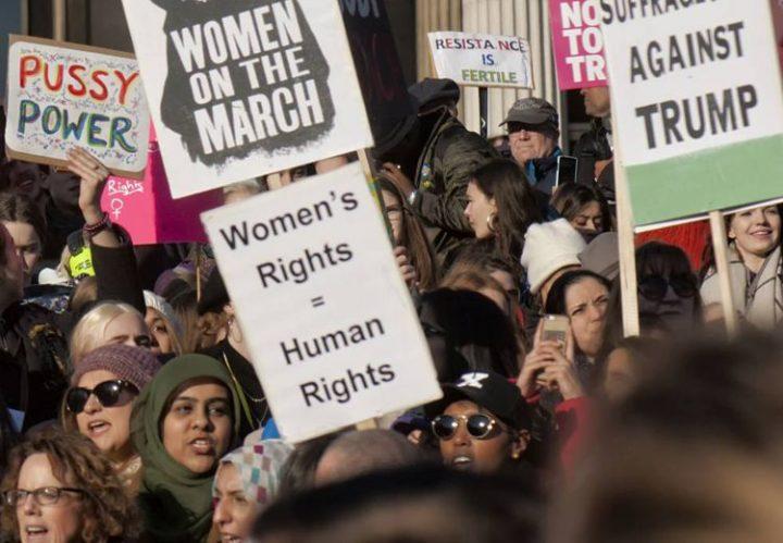 Frauen verändern die amerikanische Politik
