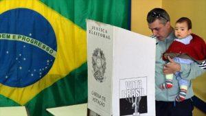 Arrancan elecciones presidenciales en Brasil