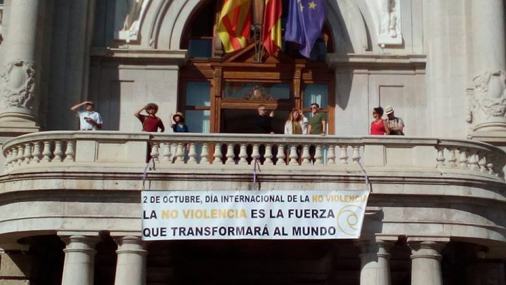 Δημαρχείο της Βαλένθια: «Η μηβία είναι η δύναμη που θα μεταμορφώσει τον κόσμο»