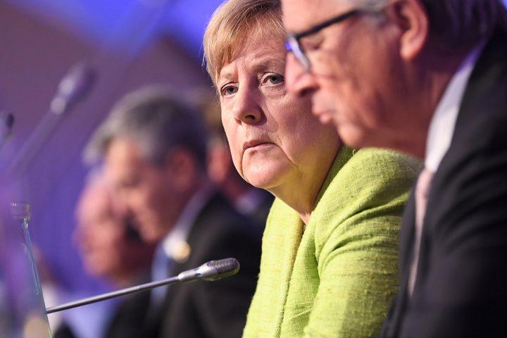 Anuncia Merkel el fin de su carrera política