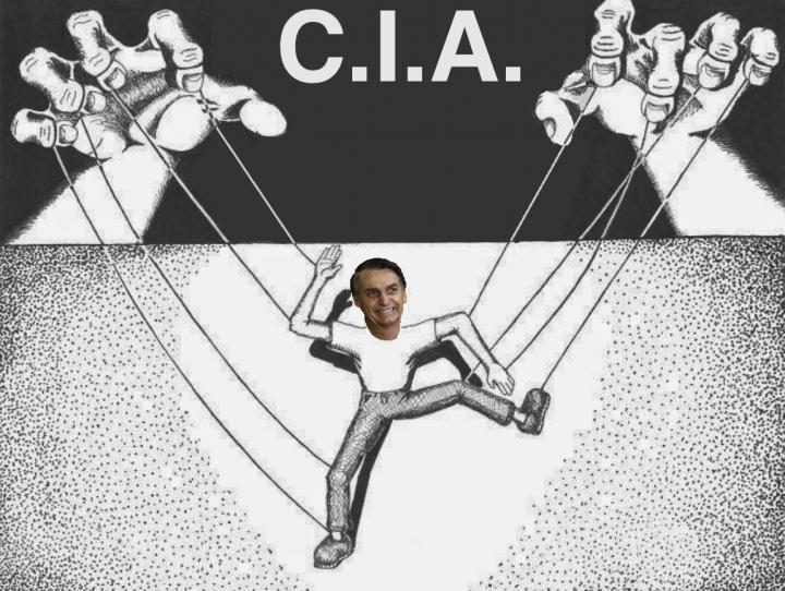 Lo zampino della CIA nelle elezioni brasiliane