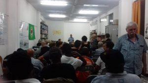 Anche Cagliari esprime solidarietà a Mimmo Lucano e al suo progetto