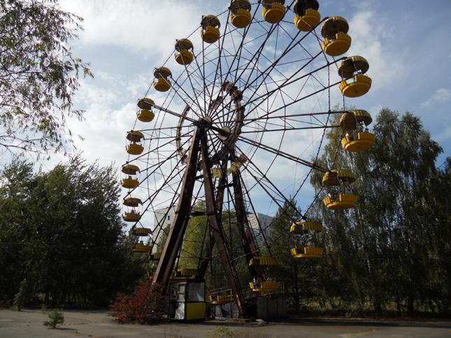 Ucraina: La rinascita di Chernobyl, ad energia solare