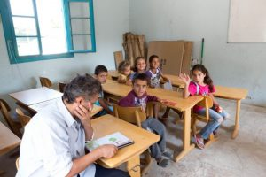 Grecia – Chios: los directores de las escuelas locales defienden el derecho a la educación de los niños refugiados
