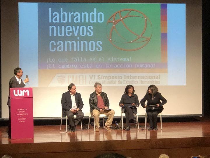 VIe Symposium international du Centre Mondial d'Etudes Humanistes – 'Tracer de nouveaux chemins' (Jour 1)