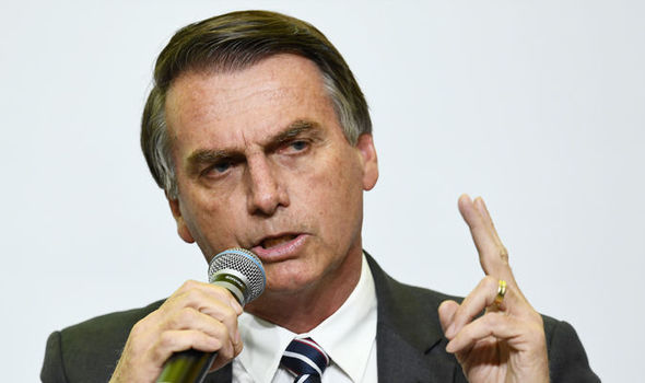 Fascistic candidate Jair Bolsonaro places first in Brazilian presidential election