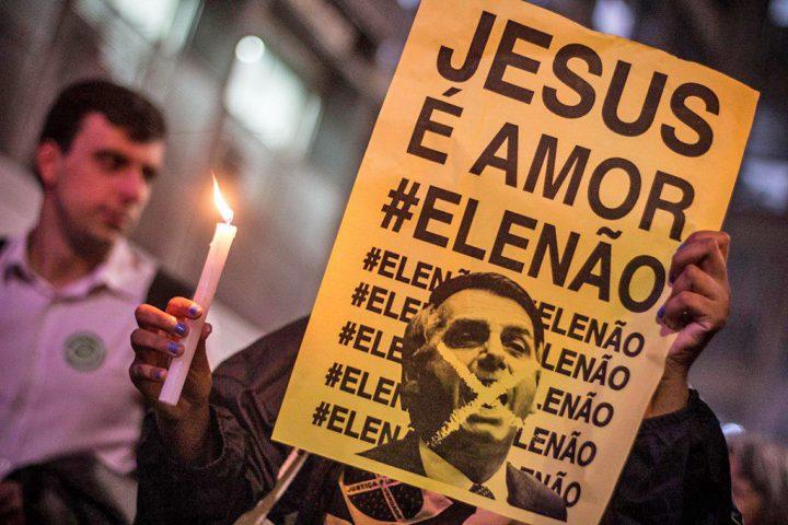 Llamamiento a los pastores brasileros: ¿hasta cuando claudicareis entre dos pensamientos?