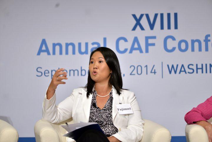 Justiça do Peru ordena prisão de Keiko Fujimori por lavagem de dinheiro