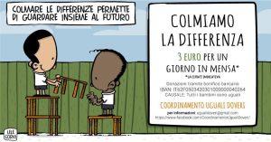 Lodi, raccolta fondi contro le discriminazioni nelle scuole