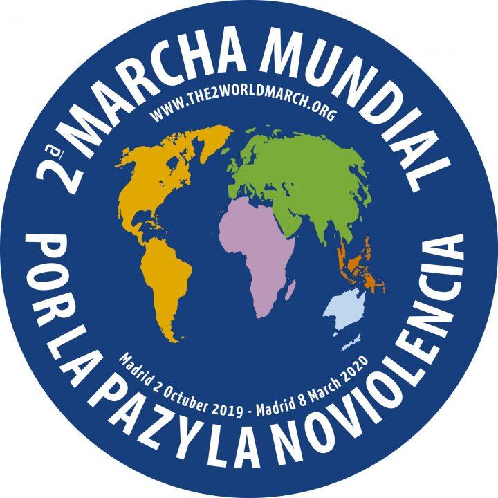 Lancement de la 2ème Marche Mondiale pour la Paix et la Nonviolence au 2ème Forum Mondial des Villes de Paix à Madrid