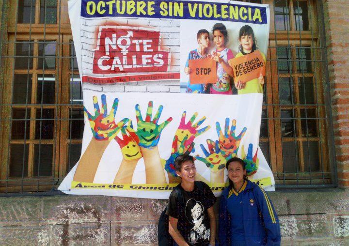 Instituto Nacional Mejía (Quito): espacio libre de violencia