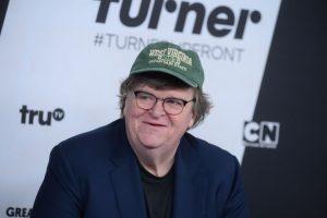 """Festa Cinema Roma. """"Fahrenheit 11/9"""". Michael Moore: """"Rischiamo un fascismo inedito che si afferma con le bugie"""""""