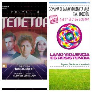 Mendoza: Humanismo en la semana de la No Violencia