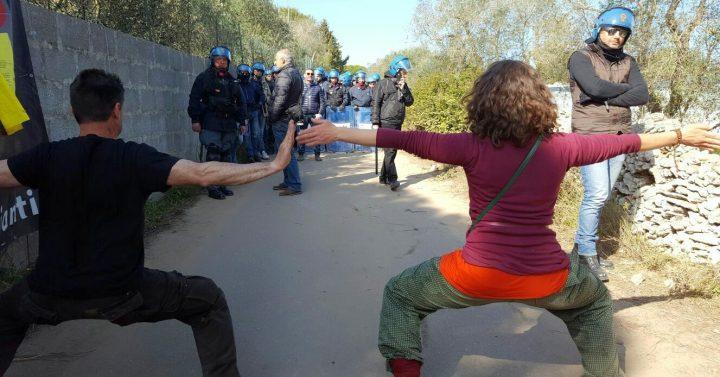Il Movimento No TAV difende e sostiene le ragioni della lotta No TAP, lotta sorella