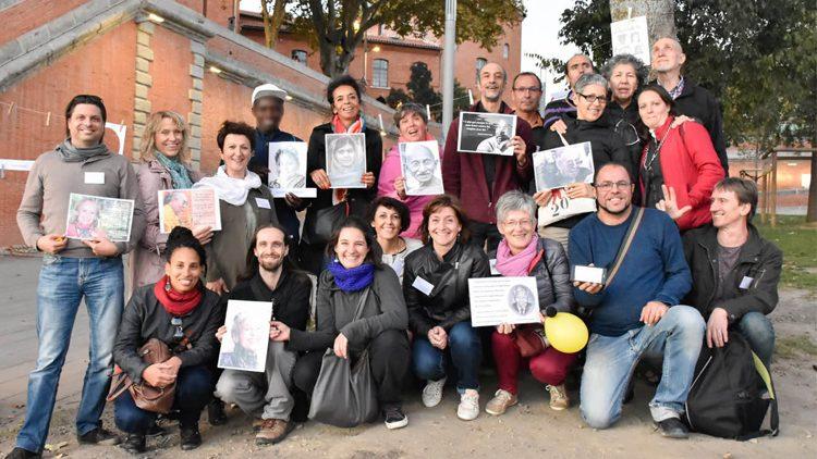 Non-violence à Toulouse