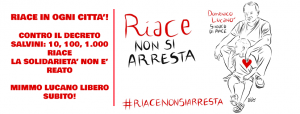 Confermati gli arresti domiciliari per Mimmo Lucano. Il 6 ottobre manifestazioni in tutta Italia