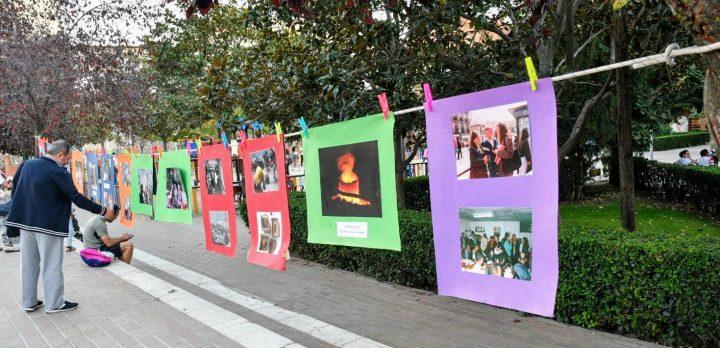 Tetuán 2Octubre Día Internacional No Violencia 1 (11)