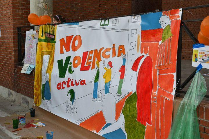 Tetuán 2Octubre Día Internacional No Violencia 1 (6)