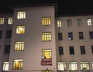 Roma, occupato anche il Liceo Virgilio