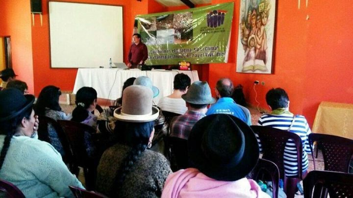 Delegates from 23 indigenous peoples and countries develop strategies to halt climate change