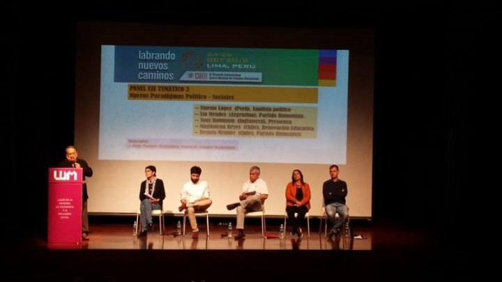 """VI International Symposium """"Finding New Paths"""": The new paradigms are already in action! (Day. 2)"""