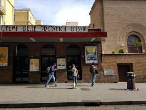 Roma, il Cinema delle Provincie non chiude, piazza Bologna in festa