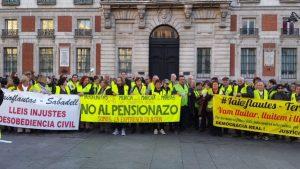 Respuesta de los pensionistas españoles al FMI y propuesta al gobierno