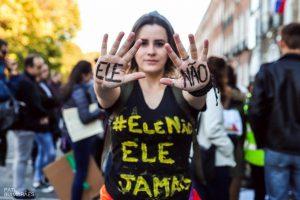 Mujeres movilizan en cientos de ciudades de Brasil y el mundo en apoyo a Haddad y rechazo al fascismo