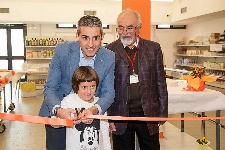 Parma: inaugurata la nuova sede di Emporio Solidale