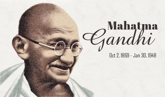 Saving Gandhi On Gandhi Jayanti