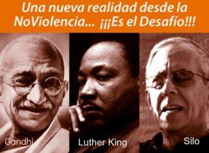 La Primera Marcha Sudamericana por la Paz y la Noviolencia llega a Lima, en el Día Internacional de la No violencia