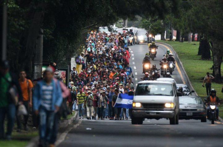 Honduras, Croce Rossa: in Messico pronti ad accogliere la carovana dei migranti