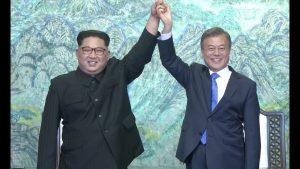 Κορεατική χερσόνησος: αφοπλισμός της κοινής ζώνης ασφαλείας