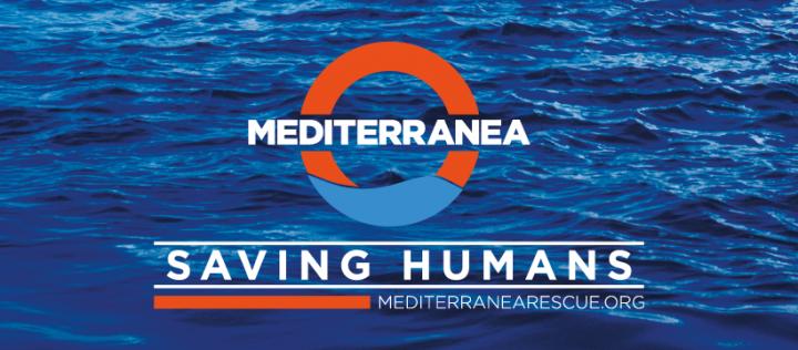 Mediterranea: stanotte intercettate e portate in Libia tra le 20 e le 40 persone