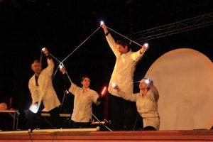 Teatro Pedagógico: Acercando el Universo
