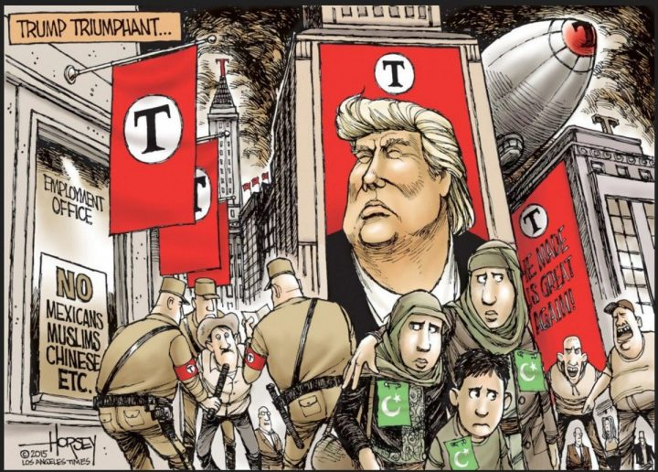 Fascism IS Here in USA