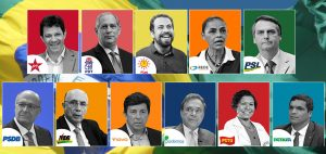 Elecciones presidenciales en Brasil: los candidatos y sus propuestas