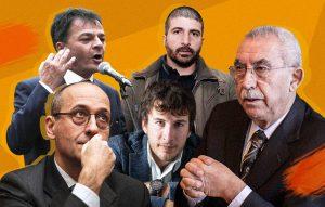 Rossobrunismo: accusa di fascismo o insulto ostracizzante?