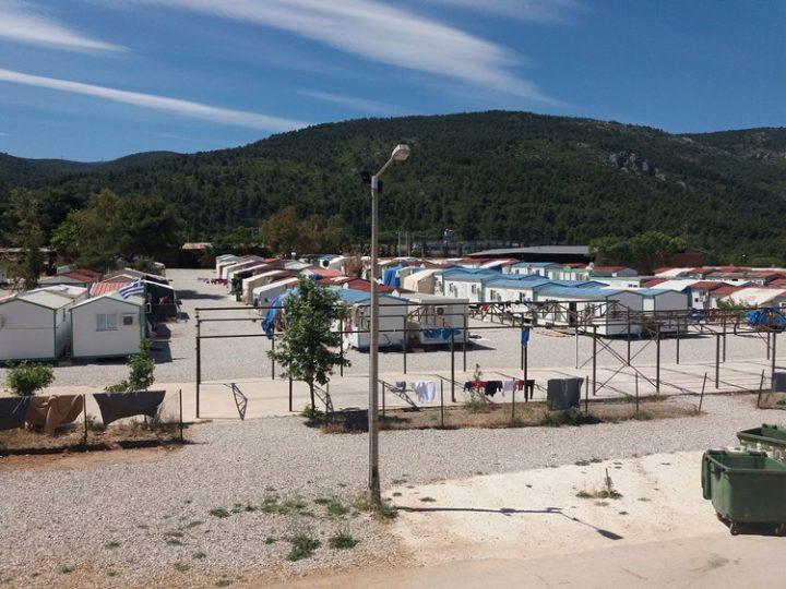 Τα γεγονότα στη δομή φιλοξενίας της Μαλακάσας οφείλονται σε δομικά προβλήματα