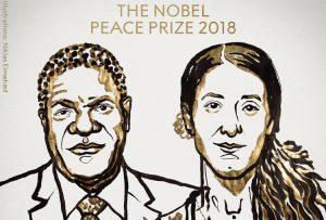 Το Νόμπελ Ειρήνης σε δύο ανθρώπους που εργάζονται για τον τερματισμό της σεξουαλικής βίας