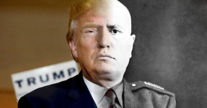 """""""I Am a Nationalist"""": Donald Trump Apes Mussolini in Drive to Destroy America"""