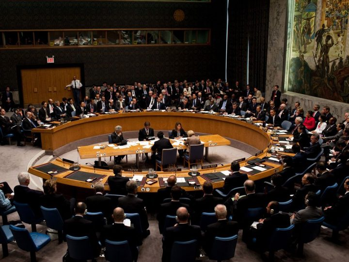End of Hegemony: UN Must Reflect Changing World Order