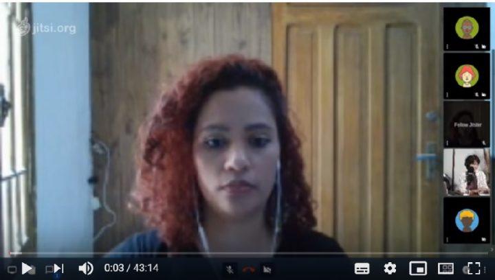 """(Elecciones Brasil) Vanessa Silva sobre campaña sucia en redes sociales: """"Peleamos con piedras contra misiles teledirigidos"""""""