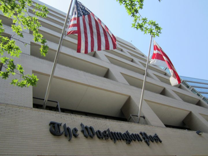 Why I Can't Read the Washington Post
