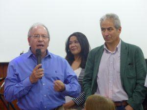 Hirsch, sobre la deuda histórica a los profesores chilenos