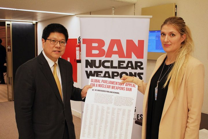 Camboya es el 70º Estado en firmar el Tratado de Prohibición de las Armas Nucleares