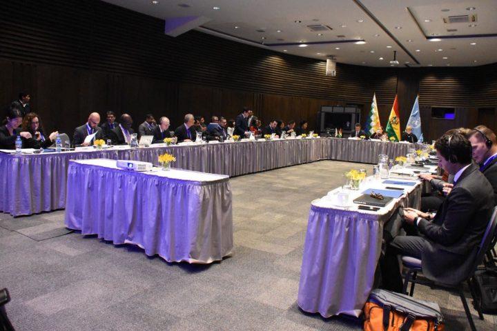 Bolivia acoge Reunión de expertos del Comité 1540 del Consejo de Seguridad