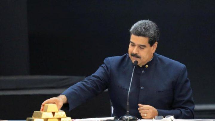 Venezuela busca repatriar su oro ante venideras sanciones de EEUU