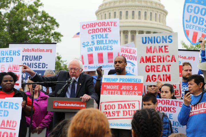'We Have Got to End Starvation Wages': Bernie Sanders to Re-Introduce $15 Minimum Wage Bill in First Week of New Congress